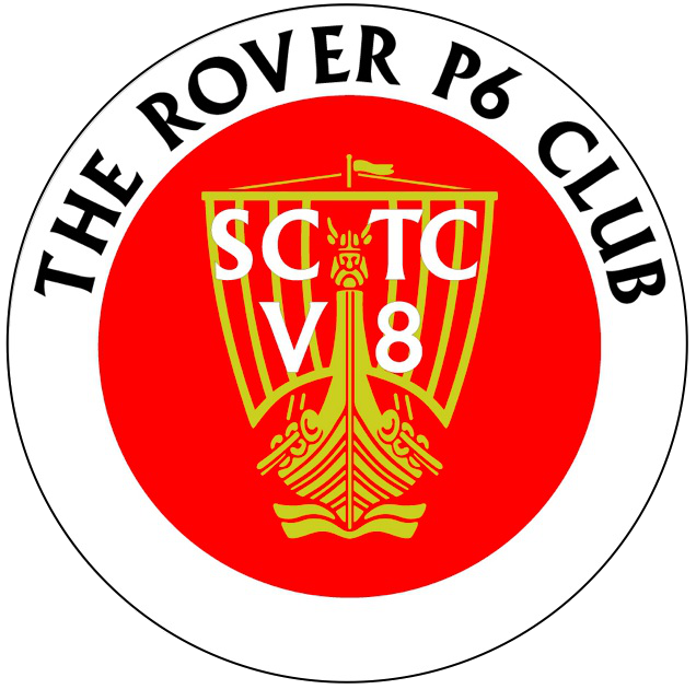The Rover P6 Club.png