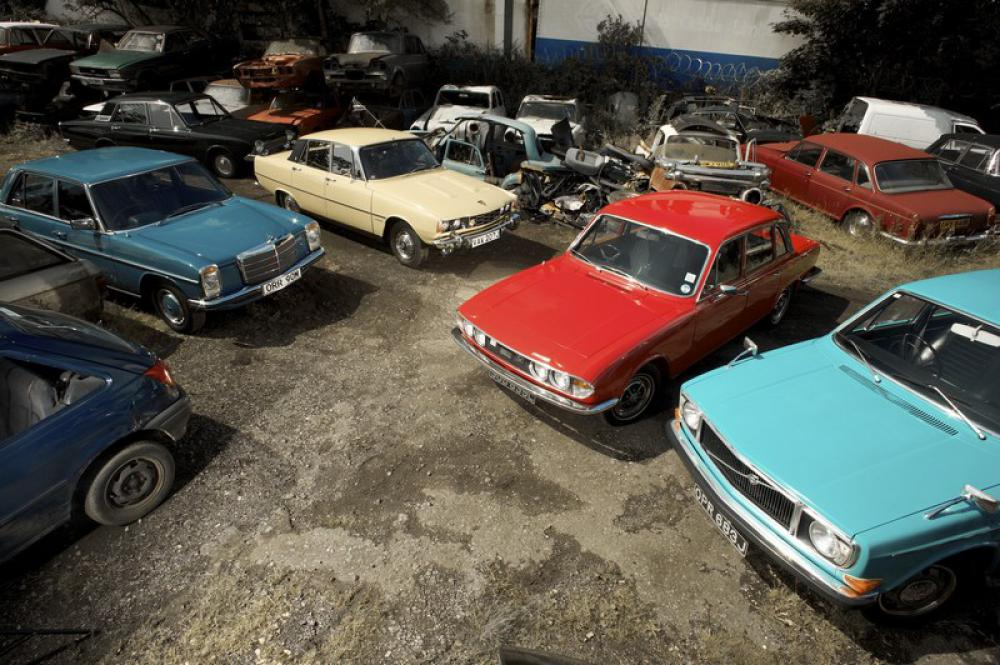 Scrappage Scheme - Not again! | The Rover P6 Club