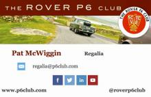 Pat McWiggin contact card