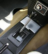 Rover P6 Automatic Gearlever